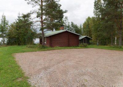 Mökki / cottage Otsonpilvi