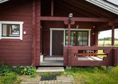 Mökki / Cottage Saunamökki